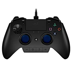 Razer Raiju - Mando de Juego Oficial de Playstation 4, Color Negro ...