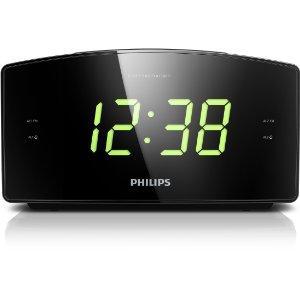 Philips AJ3400 Radio Reloj, Negro: Amazon.es: Electrónica