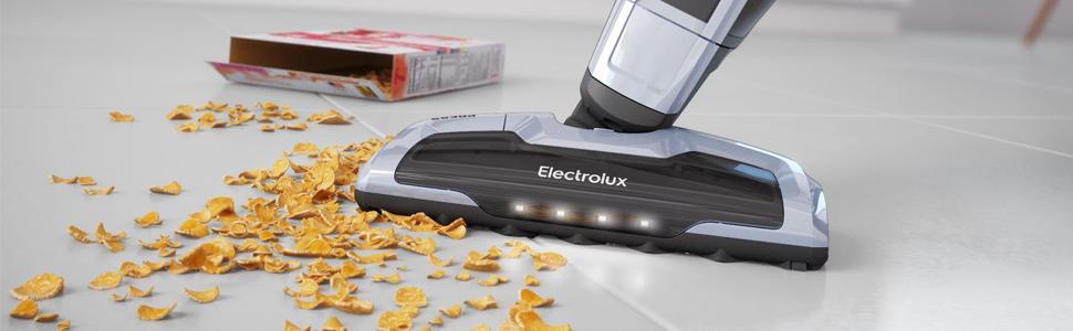 Electrolux ZB5020 Aspirador escoba con batería de Litio TurboPower ...