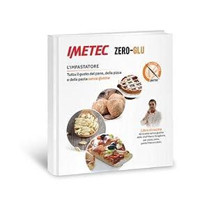 IMETEC Zero Glu KM15000 Amasadora, 1500 W, Gris: Amazon.es: Hogar