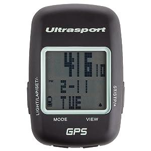 Ultrasport GPS Fahrradcomputer Navbike 400 mit 2.4 GHz Brustgurt ...