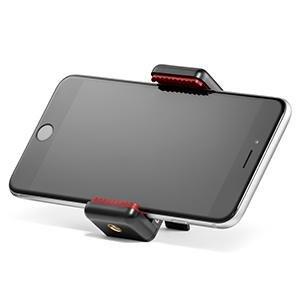 Manfrotto MCLAMP - Pinza universal para Smartphone con rosca 1/4 ...