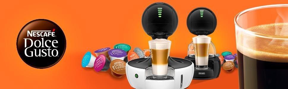 Nescafé, Dolce Gusto, Capsulas, Cafe, Cafe con leche, Nescafe Dolce Gusto, Nescafe, Café con leche,