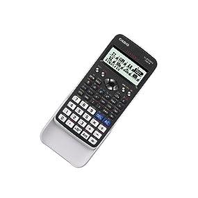 Casio FX-570SPX - Calculadora científica (575 funciones, 12 dígitos), color negro/blanco: Amazon.es: Oficina y papelería