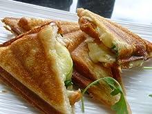 Sandwichera Breville VST041 sandwich portugal chicken pollo queso