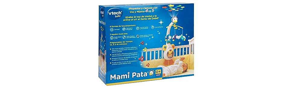 VTech - Mami Pata proyector, Primera Infancia (80061787)