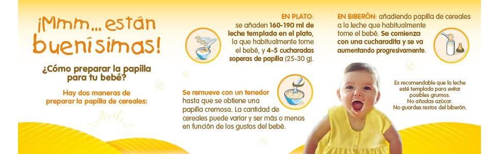 papillas, nutricion infantil, bebes, bebe, alimentacion, tarritos, nestle, nestle