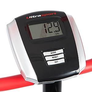OFERTAZA! Bicicleta estatica Ultrasport Racer 150 por 109,94Euros (Oferta Cupon Descuento)