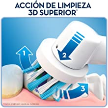 Oral-B PRO 600 CrossAction - Cepillo recargable