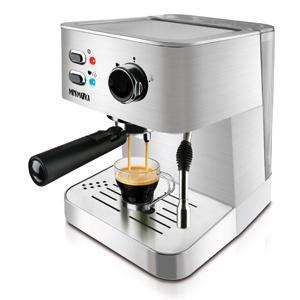 Minimoka CM-1682 - Cafetera Express (15 bares, manual) : Amazon.es ...