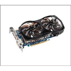 Giga-Byte GeForce GTX 660 - Tarjeta Gráfica Svga Gigabyte Geforce Gtx660 2Gb Ddr5 Gv-N660Oc-2Gd