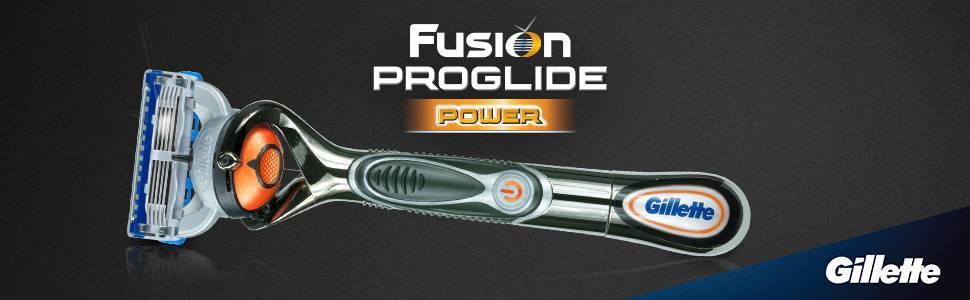 Gillette Fusion ProGlide Power Cuchillas de Recambio para ...