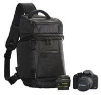 AmazonBasics - Mochila para cámaras réflex, color negro: Amazon.es ...