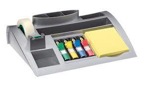 3M Post-it C50 - Organizador de escritorio – Incluye 1 bloc de ...