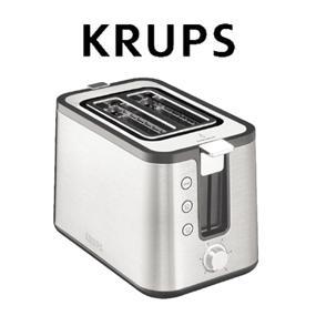 Krups KH442D 2slice(s) 720W Acero inoxidable - Tostador (2 ...