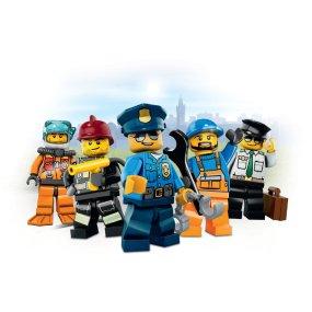 LEGO - Plaza de la ciudad, multicolor (60097) , Modelos/colores Surtidos, 1 Unidad
