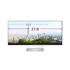 LG 34UM95C-P - Monitor de 34