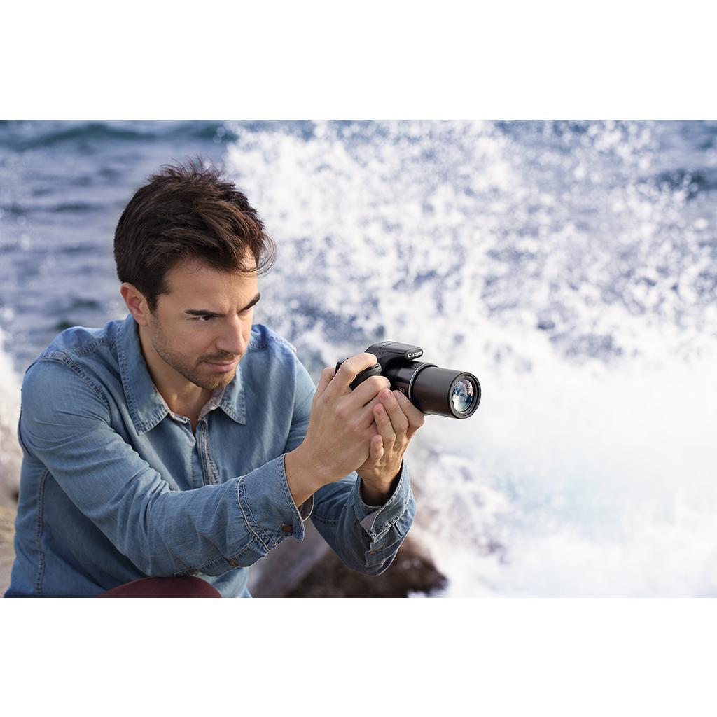 Canon PowerShot SX530 HS - Cámara compacta de 16 MP