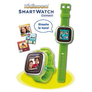 VTech - Smartwatch, Kidizoom, Color Verde (3480-161887)
