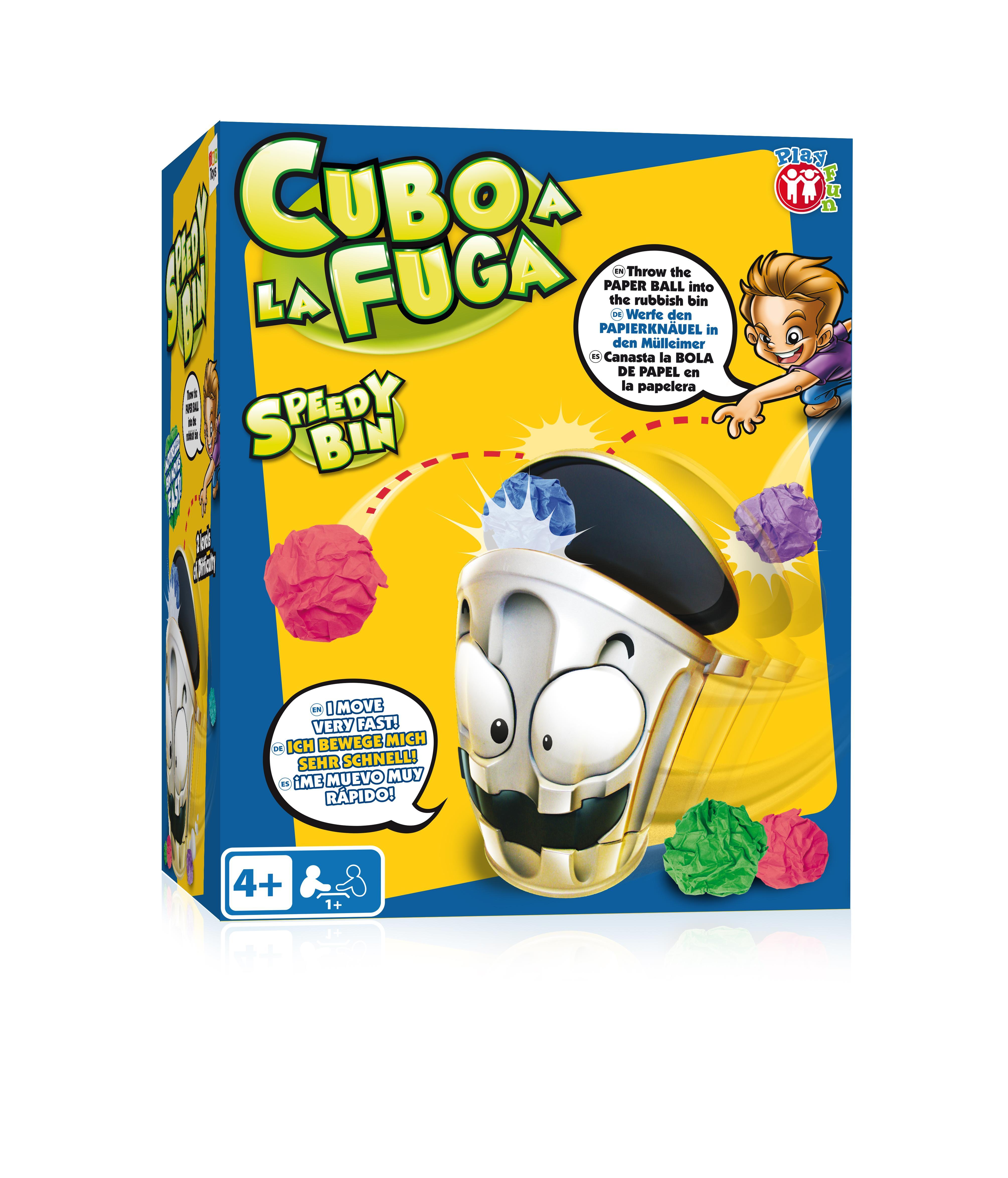 IMC Toys - Cubo a la Fuga (95175): Amazon.es: Juguetes y juegos