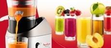 Moulinex Infiny Juice ZU255B Características destacadas