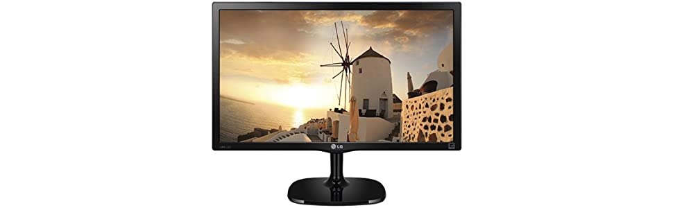LG 22MP57VQ-P - Monitor LED IPS de 22