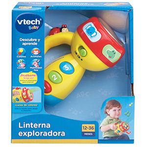 VTech - Linterna Exploradora (80-124022): Amazon.es