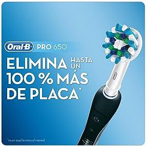 Descubre un nivel superior de innovación en higiene oral con Oral-B, líder mundial en cepillos de dientes. *Cada cepillo eléctrico Oral-B ofrece una ...