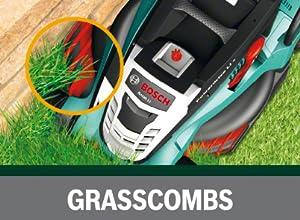 Bosch Rotak 43 LI - Cortacésped a batería: Amazon.es: Bricolaje y ...