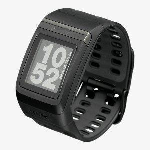 Auroch Perímetro Extracción  TomTom Nike+ Sportswatch GPS - GPS para carrera, color negro / azul:  Amazon.es: Deportes y aire libre