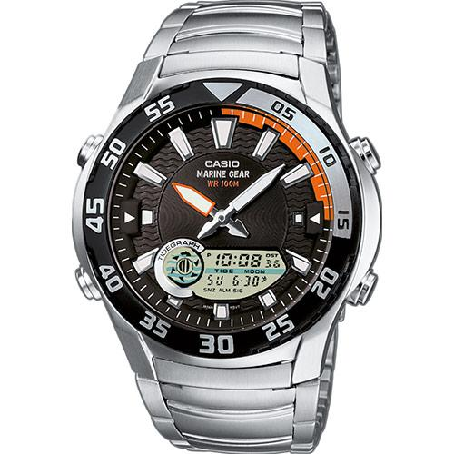Reloj Casio Collection para Hombre AMW-710D-1AVEF: Amazon