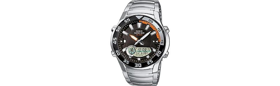 f6c063378ae2 Reloj Casio Collection para Hombre AMW-710D-1AVEF  Amazon.es  Relojes