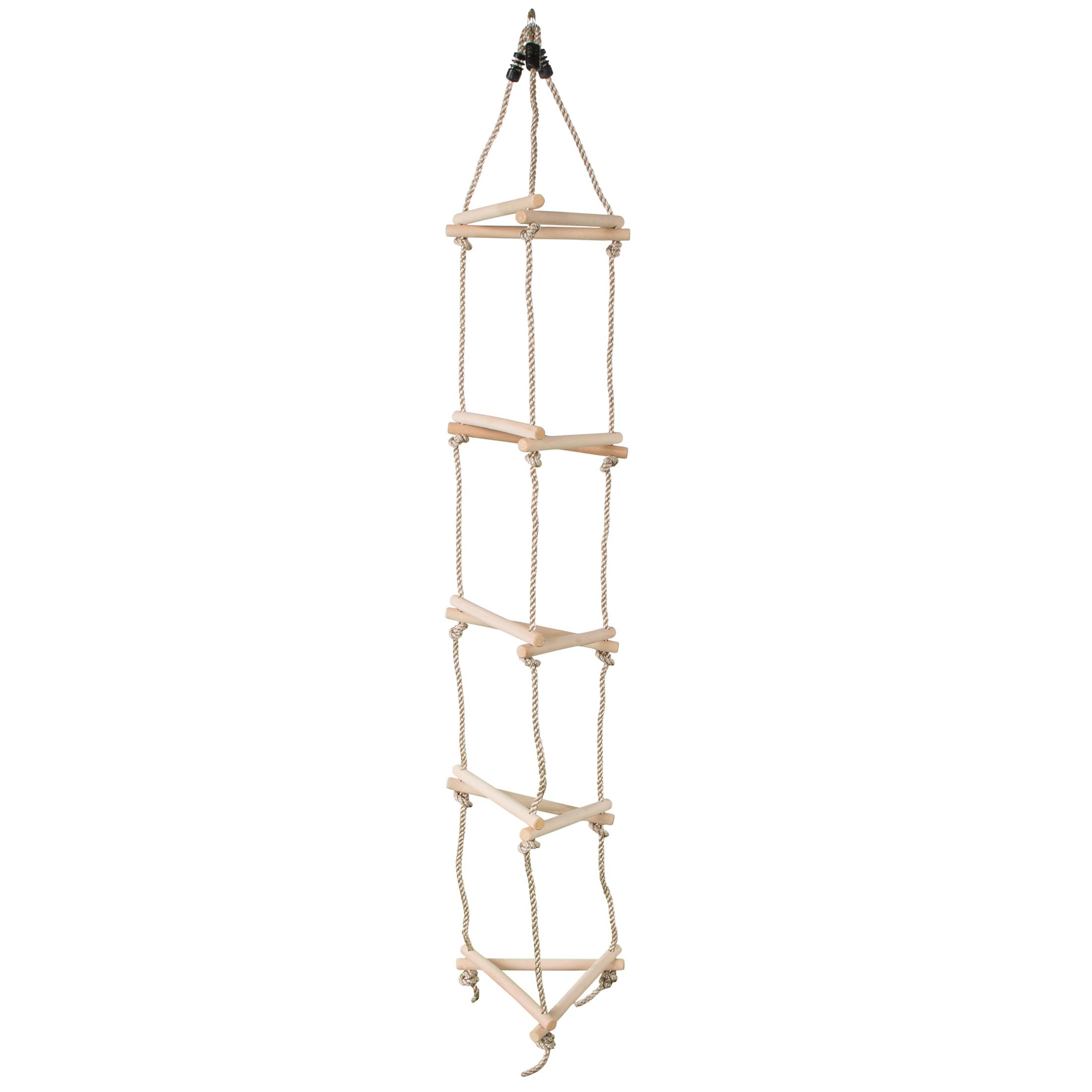 para disfrutar escalando en el interior y el exterior esta escalera se puede utilizar en el interior y el exterior con sus peldaos dispuestos en tringulo