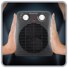 Rowenta Classic 2000 SO2210 Calefactor compacto