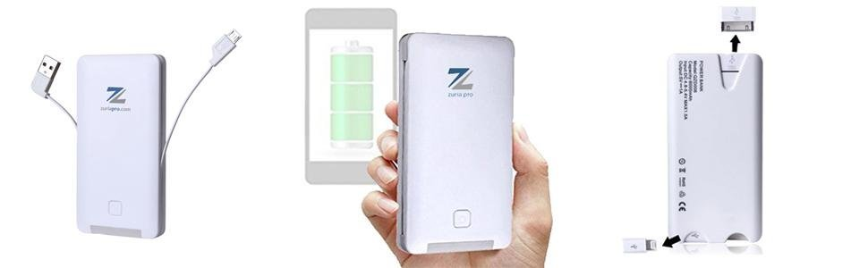 powerbank, zuriapro, cables, adapters, adaptadores, iphone 4, iPhone 5, iPhone 6, android