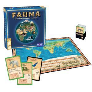 Devir - Fauna, Juego de Mesa (223071): Amazon.es: Juguetes y juegos