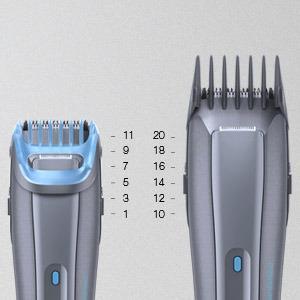 Braun cruZer 6 beard&head - Perfiladora y recortadora de barba y ...