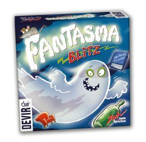 Devir - Fantasma Blitz, juego de mesa (BGBLITZ): Amazon.es