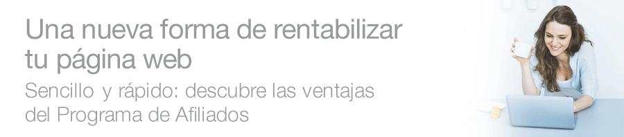 Programa de Afiliados de Amazon.es