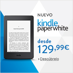 Comprar un Kindle paperwhite