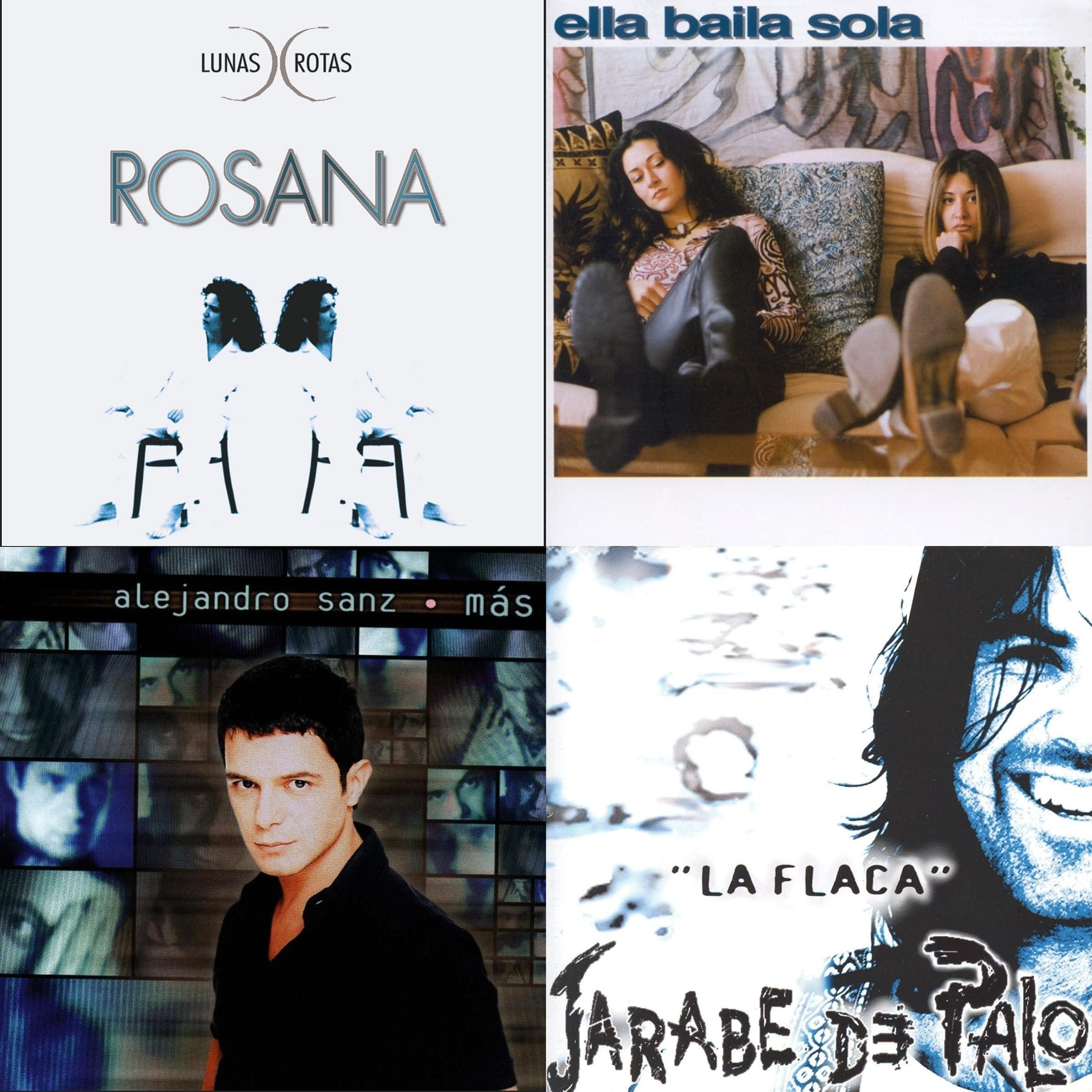 Música española de los años 90