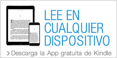 Anuncio de app de Kindle