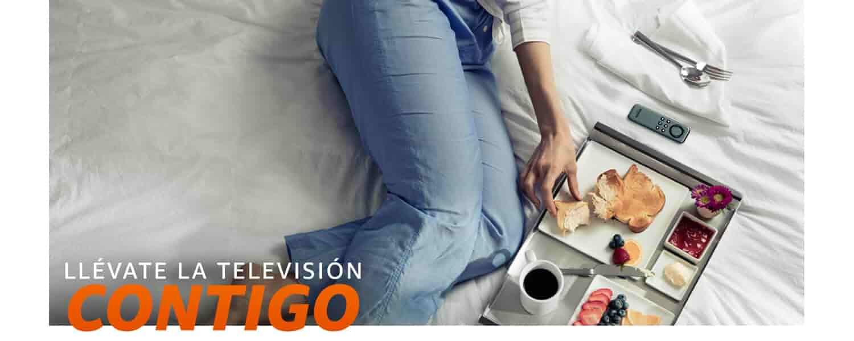 Llévate tu TV contigo