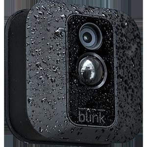 Protege todo tu hogar, tanto por fuera como por dentro, con las cámaras resistentes a la intemperie Blink XT