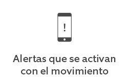 Notificaciones que se activan con el movimiento