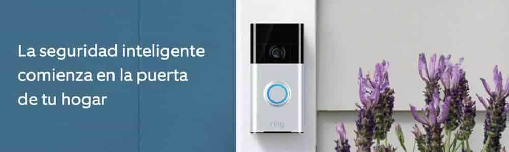 La seguridad inteligente comienza en la puerta de tu hogar