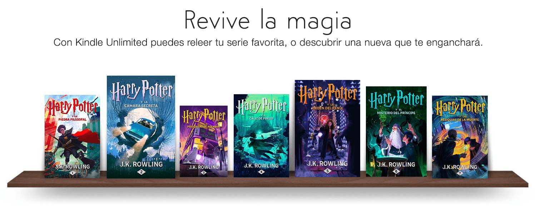 Con Kindle Unlimited puedes releer tu serie favorita, o descubrir una nueva que te enganchará.