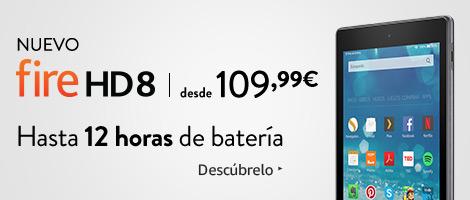 Nuevo Fire HD 6 desde 109€