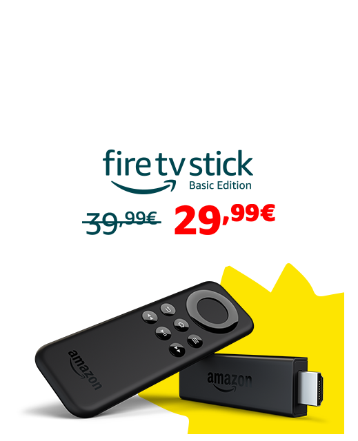 sale retailer 019ae b55f9 Fire TV Stick Basic Edition