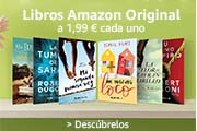 Libros Amazon Original a 5,99 €